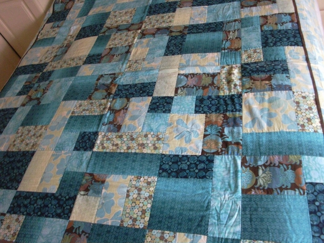 Free Quilt Pattern For Yellow Brick Road :