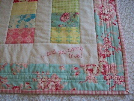 Blog Archives - Nicola Foreman Quilts : in the ditch quilting - Adamdwight.com